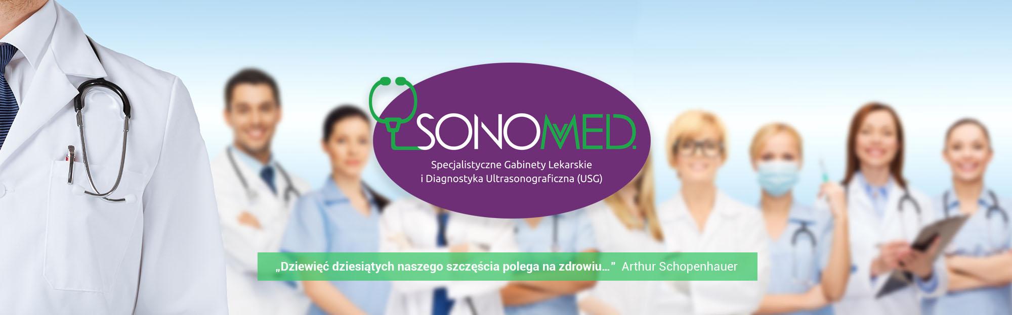 Centrum Medyczne SONOMED - Smolec, Wrocław